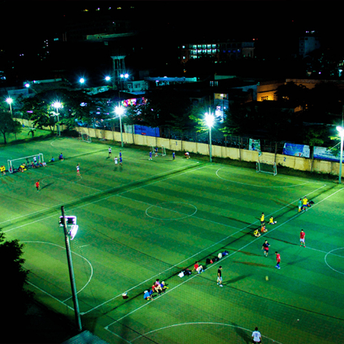 thuê sân bóng đá tại thể thao phong sơn